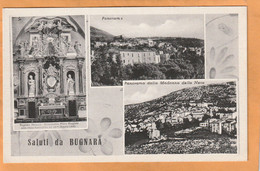 Bugnara Italy Old Postcard - Other Cities