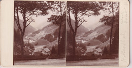 Höllenthal-Schwarzwald Baden-Wurtemberg GERMANY DEUTSCHLAND  +-18*9CM ESTEREOSCOPICA STEREOSCOPIC Francestereo - Luoghi