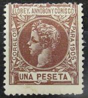 Elobey 29 * - Elobey, Annobon & Corisco