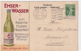 Emser-Wasser - Werbekarte - 1913       (P-330-10118) - Advertising