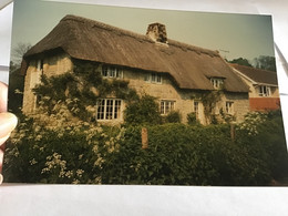 Photo Couleur 1995 Maison Anglaise Angleterre - Luoghi