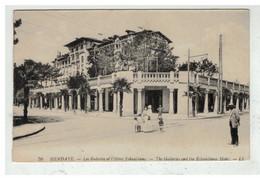 64 HENDAYE #11456 LES GALERIES ET HOTEL ESKUALDUNA N° 70 - Hendaye