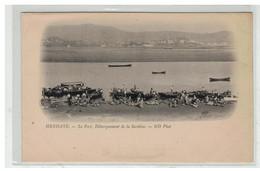 64 HENDAYE #11455 LE PORT DEBARQUEMENT DE LA SARDINE N° 9 - Hendaye