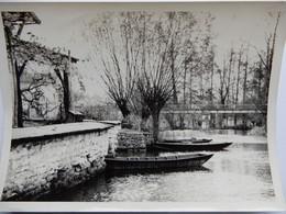 Barques En Marais Poitevin - Luoghi