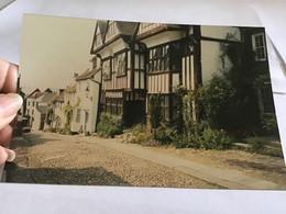 Photo Couleur 1995  Angleterre Royaume Unis Maison - Luoghi