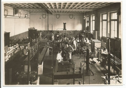 Lausanne, Laboratoire De L'EPFL En 1931-32, Photo Emile Gos Lausanne (301) Format 12x17 - Luoghi