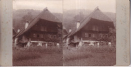 Hausach , Schwarzwald  Baden-Wurtemberg GERMANY DEUTSCHLAND  +-18*9CM ESTEREOSCOPICA STEREOSCOPIC Francestereo - Fotos Estereoscópicas