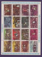 Guinée Equatoriale - Napoléon  - BLF - 16 Timbres Différents - 407 - Equatoriaal Guinea