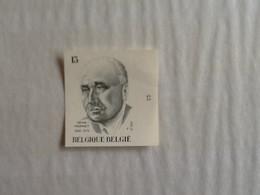 Nr.2293  Ong.  Jean Monnet ( Plaatnummer 2) . - Non Dentelés