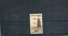 Tripolitaine 1935 Yt 78 * Timbres Pour La Poste Aérienne - Tripolitania