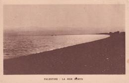 Palestine, La Mer Morte - Palestine