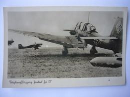 Avion / Airplane / LUFTWAFFE / Junkers Ju 87 / Sturzkampfflugzeug STUKA - 1946-....: Era Moderna