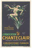 Cpa Pub Chanteclair - Laboratoires Furnon, Sainte-Sigolène, Signée Mich  (PUB)(DD) - Advertising