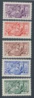 EC-330: MONACO: Lot Avec N°415/419** - Unused Stamps