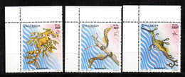 SOMALIA, 2001 - SERIE, SET - CAVALLUCCI MARINI - SEAHORSES - MNH** ADF - Somalia (1960-...)