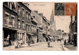 VASSY LE BOURG COMMERCES ANIMEE - Otros Municipios