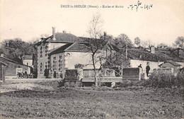 ERIZE LA BRULEE - Ecoles Et Mairie - Très Bon état - Other Municipalities