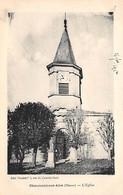 CHAUMONT SUR AIRE - L'Eglise - Très Bon état - Other Municipalities
