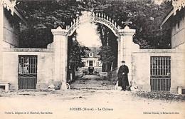 ROSNES - Le Château - Très Bon état - Other Municipalities