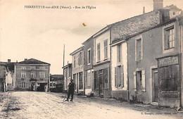 PIERREFITTE SUR AIRE - Rue De L'Eglise - Très Bon état - Pierrefitte Sur Aire