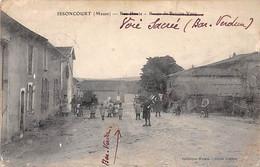 ISSONCOURT - Voie Sacré - état - Other Municipalities