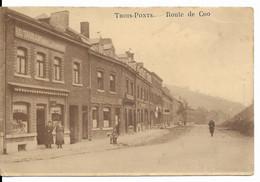 TROIS-PONTS  Route De COO - Trois-Ponts