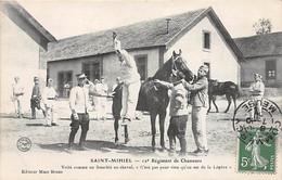 SAINT MIHIEL - 12e Régiment De Chasseurs - Très Bon état - Saint Mihiel