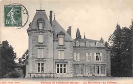 Environs De Vaubecourt - LES MERCHINES - Le Château - Très Bon état - Other Municipalities
