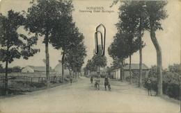Schaffen Steenweg Diest Beringen  ( 1922 ) - Diest