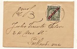 Cape Verde Maritime Mail Cover To USA - Kapverdische Inseln