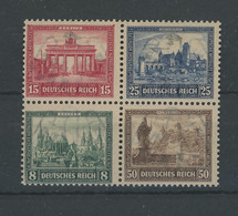 1930 Ex Bloc. Yv.427/430.** Cote 440,-euros. Postfrich. - Ongebruikt