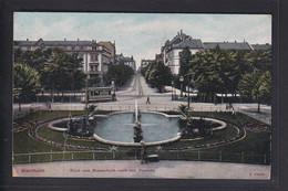 B6 /   Mannheim 1913 - Mannheim