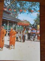 Laos   ?cérémonie Religieuse Boun Ka Thin Village De Phong Soung écriteTBE - Laos