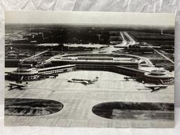 Terminal 1 After 1980, Beijing International Airport, China Postcard - China
