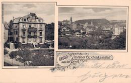 77040- Gruss Aus Der Idsteiner Erziehungsanstalt 1903 - Idstein