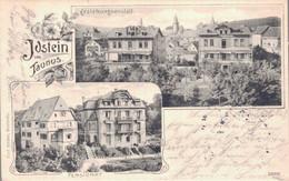 78005- Idstein Im Taunus Mit Erziehungsanstalt Und Pensionat - Idstein