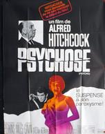 - Psychose 1950  - Affiche Originale De Cinéma -  Perkins Anthony   A - Manifesti