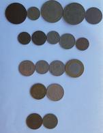 Lot De 40 Pièces étrangères (1921 à 2009) - Lots & Kiloware - Coins