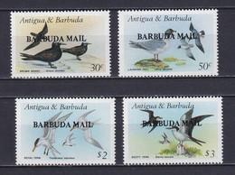 BARBUDA 1987, Mi# 958-961, CV €55, Birds, MNH - Antigua And Barbuda (1981-...)