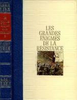 Le Drame De Toulon - Le Duel Des Services Spéciaux Alliés - Le Calvaire D'oradour (Les Grandes énigmes De La Résistance - History