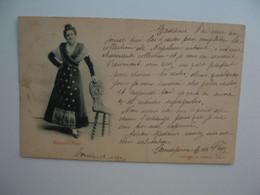 CPA Espagne Artiste  - Tajeta Fotografica -  Rosario Pino   - Postkarte Spanien - Autres