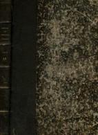 Annuaire De Législation Française Publié Par La Société De Législation Comparée Contenant Le Texte Des Principales Lois - Droit