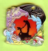 Gros Pin's BD Disney Fantasia Mickey Et Le Chef D'Orchestre (Chernabog Champignon Etc) - #264 - Disney