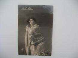 CPA Espagne Artiste  - Tajeta Fotografica -  Artiste  Bella Aretina    - Postkarte Spanien - Sonstige