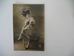 CPA Espagne Artiste  - Tajeta Fotografica -  Artiste  Rosario Soler    - Postkarte Spanien - Other