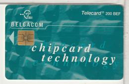 BELGIQUE - (M2-TC2) - With Chip