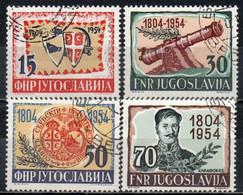 YOUGOSLAVIE 1954 O - Usados