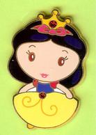 Pin's BD Disney Blanche Neige Collection De Bijoux (Pierre Du Rhin) - #274 - Disney
