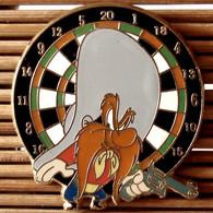 Joli Pin's Disney (Gros Pin's), émail Grand Feu, TBQ, Pins Pin. - Disney