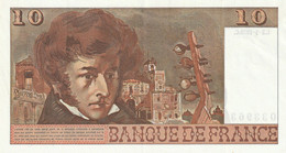 BILLET  DE  10 FRANCS  BERLIOZ  1 PLIS  TRES TRES LEGER  VOIR  SCAN  PETIT  PRIX - 10 F 1972-1978 ''Berlioz''